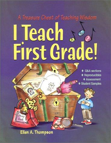 I Teach First Grade!