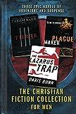The Christian Fiction Collection for Men (THR3E : PLAGUE MAKER : THE LAZARUS TRAP)