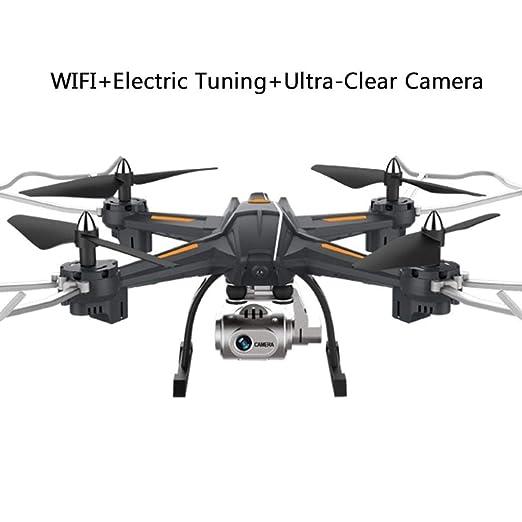 fantiff - Juguete de helicóptero y cuadricóptero de dron de Cuatro ...