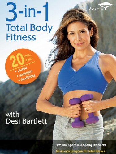 3-in-1 Total Body Fitness