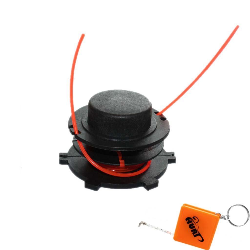 HURI Prewound Spool with 2 meters Line for STIHL AUTOCUT 25-2 Head Auto Cut Strimmer Trimmer