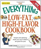 Low-Fat, High-Flavor Cookbook, Linda Johnson Larsen, 1598696041