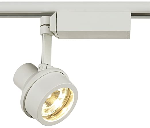 Lightolier step spot white mr 16 track light head track lighting lightolier step spot white mr 16 track light head mozeypictures Image collections