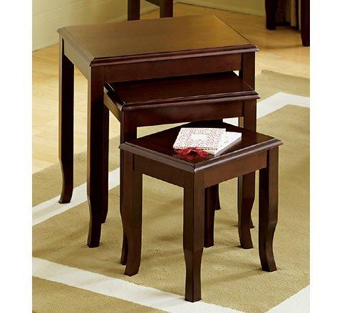 UPC 719822165094, Merlot 3-Piece Table Set