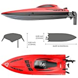 Cheerwing UDI 2.4Ghz RC Racing Boat for Adults