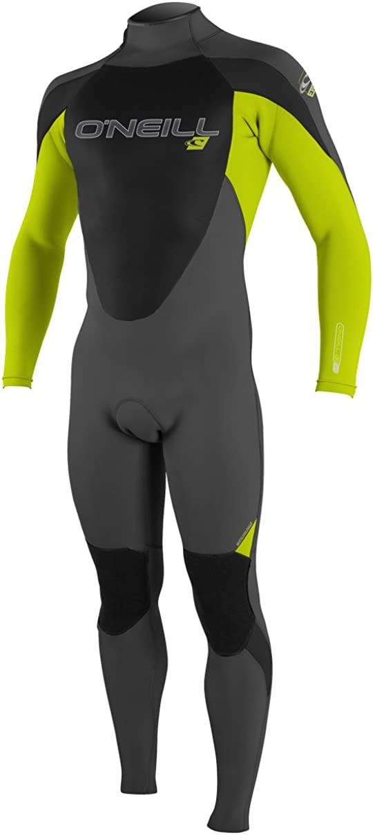 O Neill Youth Epic 3 2mm Back Zip Full Wetsuit