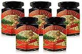 Pioneer Valley Gourmet Lingonberry Jam 8 oz. - 5 pack