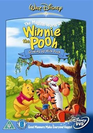 Ο μαγικός κόσμος του Γουΐνι: Μεγαλώνοντας παρέα με τον Γουΐνι / The Magical World of Winnie the Pooh: Growing Up With Pooh (2004) online μεταγλωττισμένο