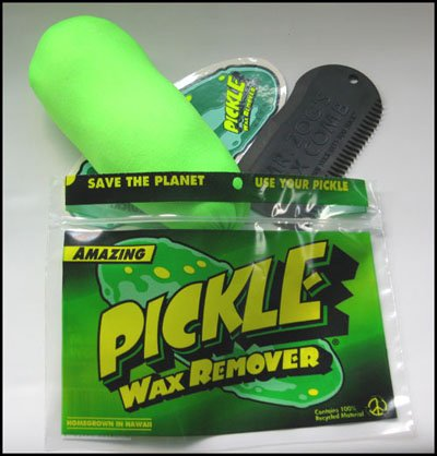 pickle wax - 3