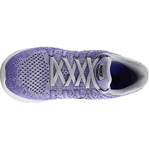 De Nike purple wolf Grey Racer Homme Entrainement violett Flyknit Running Grau Earth Chaussures rqqwPtg