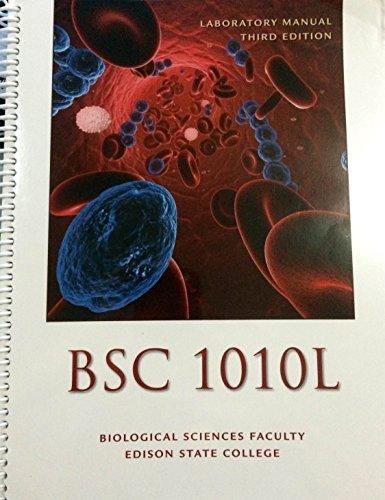 - BCS 1010L Lab Manual (N/A)