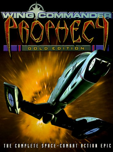 Amazon Com Wing Commander Prophecy Gold Edition Video Games