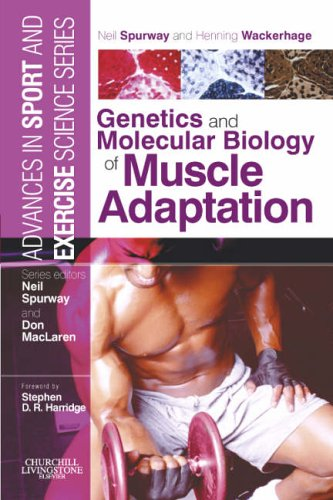 Genetics and Molecular Biology of Muscle Adaptation: Advances in Sport and Exercise Science series