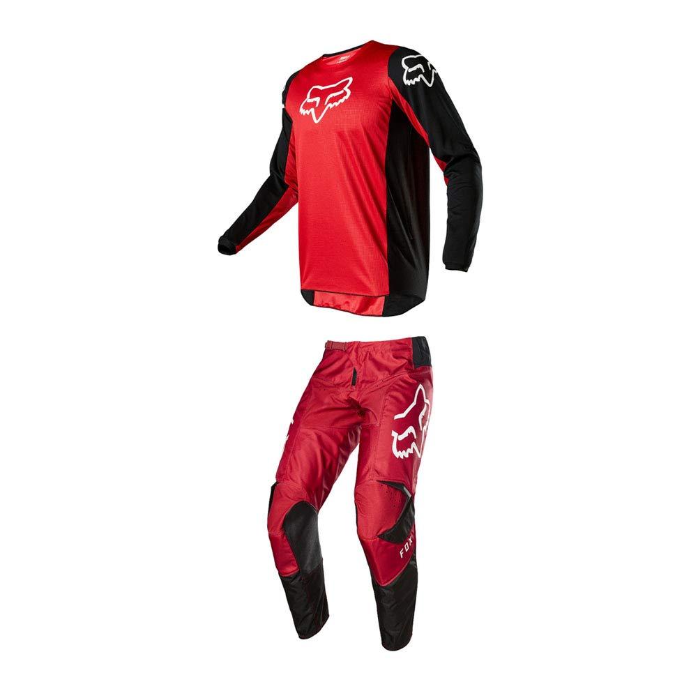 Fox Racing Youth 180 Prix Jersey/Pants Set (L/22)
