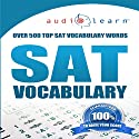 2012 SAT Vocabulary Audio Learn Audiobook by  AudioLearn Editors Narrated by  AudioLearn Voice Over Team