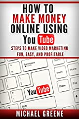 """Are You Ready To Make Money Online With YouTube Video Marketing?You may be asking yourself, """"What is that?"""" Well, that is completely what this book is about and you will be taken step-by-step to get started in the most straight-forward way po..."""