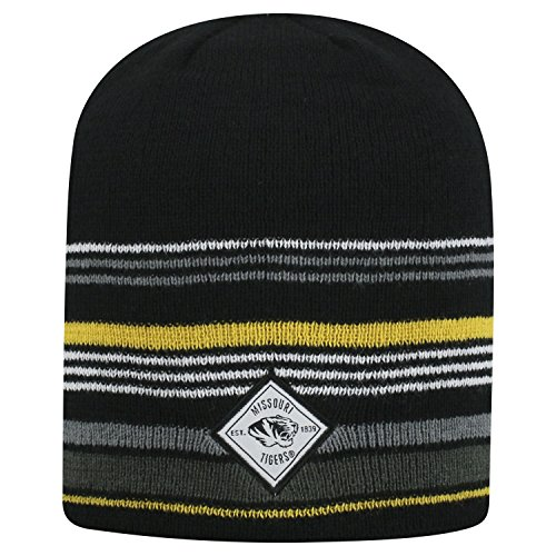 Top of the World Michigan Wolverines Official NCAA Uncuffed Knit Avenue Stocking Stretch Sock Hat Cap Beanie 463964
