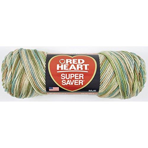 Red Heart Super Saver Yarn-Aspen ()