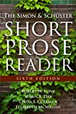 img - for The Simon and Schuster Short Prose Reader (6th Edition) book / textbook / text book