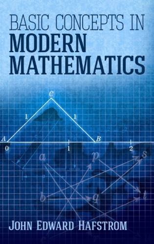 Basic Concepts in Modern Mathematics (Dover Books on Mathematics) pdf epub