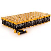 Silicon Power AAA 200PK Alkaline Batteries (SPAL03ABAT200V1K)