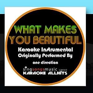 Direction beautiful one you what lagu makes karaoke download