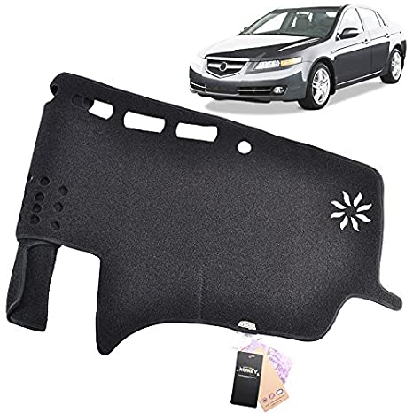 DashMat Original Dashboard Cover Porsche 944 Premium Carpet, Black