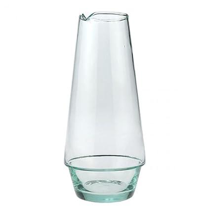 Alta calidad Jarra de vidrio reciclado – Hechas a mano.