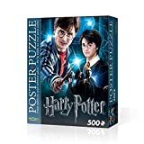 Harry Potter Poster Puzzle Made by Wrebbit (500 Pieces)