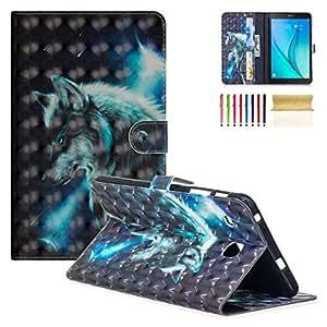 Amazon.com: Casii - Funda protectora para Samsung Galaxy Tab ...