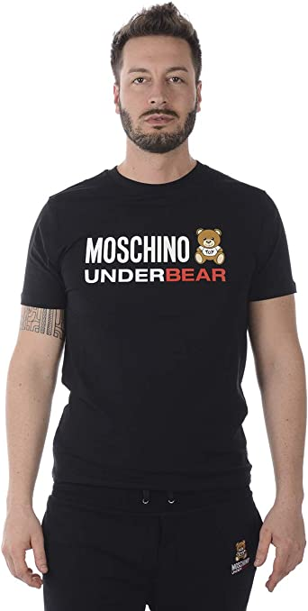 Free Shipping MOSCHINO MILANO Color White Black Logo 2019 BEST SELLER SALE TOP
