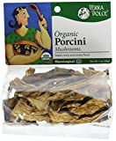 Terra Dolce Organic Porcini Mushrooms, 1 Ounce