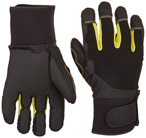 Impacto AV759040 Avpro Antivibration Gloves, Large, Black