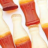 Haribo Gummi Giant Cola Bottles 1lb Bag