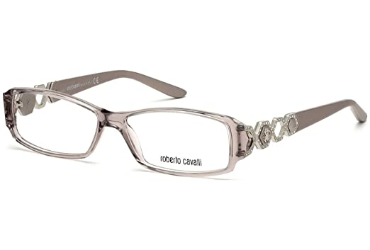 9d0571a0a7 Roberto Cavalli RC0709 - 059 Eyeglass Frame Beige  Cream w  Clear Demo Lens  54mm