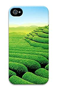iPhone 4 4s Cases & Covers - Green Plants Custom PC Soft Case Cover Protector for iPhone 4 4s