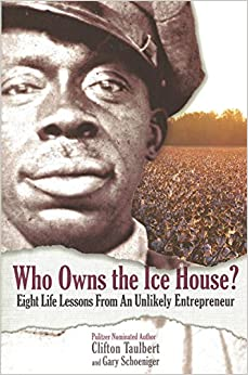 who owns the ice house Who owns the ice house reaches into the past to remind us of the timeless and universal principles that can empower anyone to succeed show more product details.