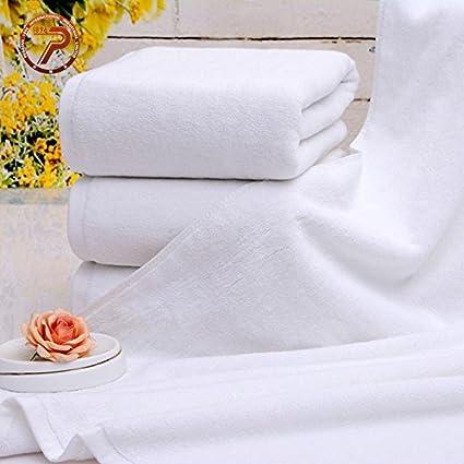 21 500 gramos algodón puro blancas toallas de mano, 140 cm de 5 estrellas de