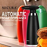 Secura 340ML/11.5oz Premium Touchless Battery Operated Electric...