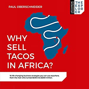 Why Sell Tacos in Africa? Audiobook