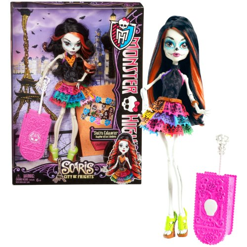 Matte (Monster High Skelita Doll)