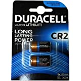 Duracell Ultra Photo DLCR2 3 V Lithium Batteries - Pack of 2