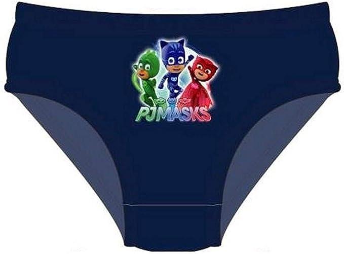 PJ MASKS Boys Kids Children Briefs Pants Underwear 3 Pack Age 18 Months 5 Years