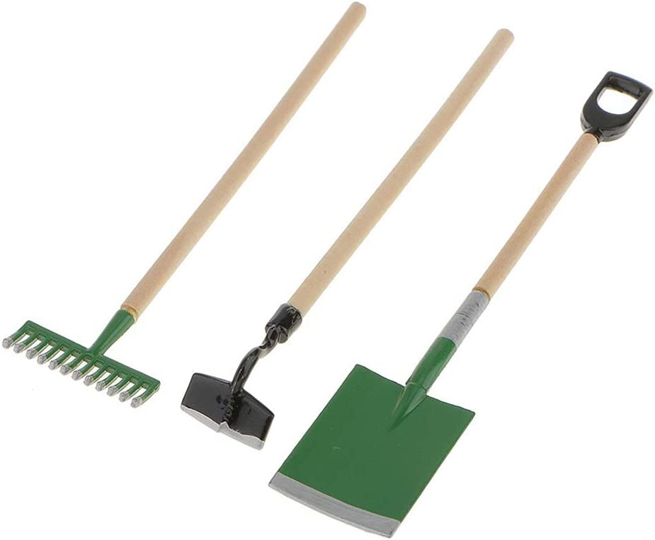 American Girl 3pcs shovel kit 18/'/' doll accessories