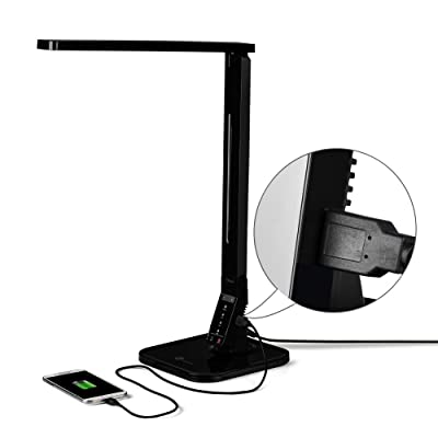 TaoTronics Elune TT-DL01 Dimmable LED Desk Lamp 5-Level Dimmer