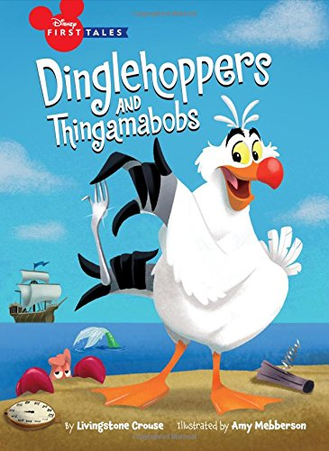 Disney First Tales The Little Mermaid: Dinglehoppers and Thingamabobs ebook