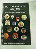 img - for Buttons in Sets 1896-1972 book / textbook / text book