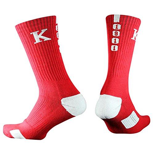 Kappa Alpha Psi Dry Fit Socks NUPE -
