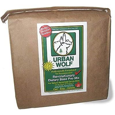 Urban Wolf Dog Food Mixer 11 lb / 5 kg Bag