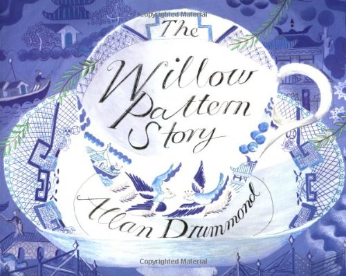 Image result for willow pattern story